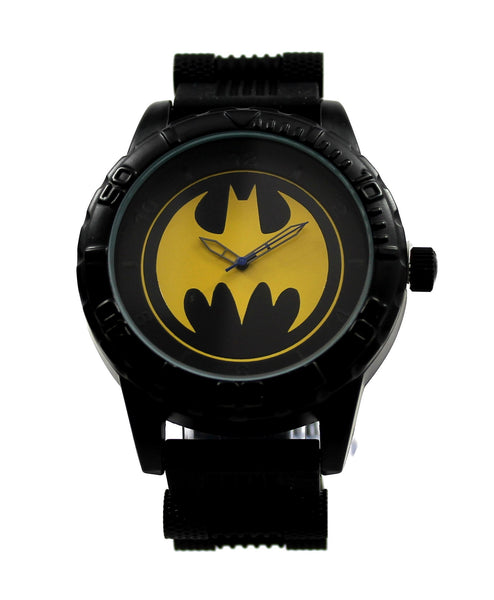 "Batman ""Signal"" Mens Sport Watch (BAT9354) - SuperheroWatches.com"