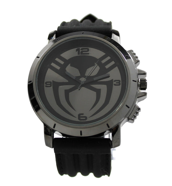 Spider-Man 2099 Stealth Men's Watch (SPW1224) - SuperheroWatches.com