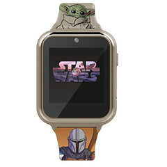 Star Wars The Mandalorian and The Child Interactive Kids Smart Watch