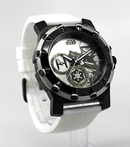 Stormtrooper Galactic Empire Stainless Steel Limited Edition Star Wars Watch Exclusive (STM1146) - SuperheroWatches.com