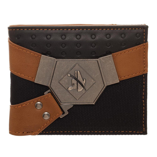 Star Wars Han Solo Weapons Holster Style Wallet, Character Costume Fantasy Disney Space Opera - SuperheroWatches.com