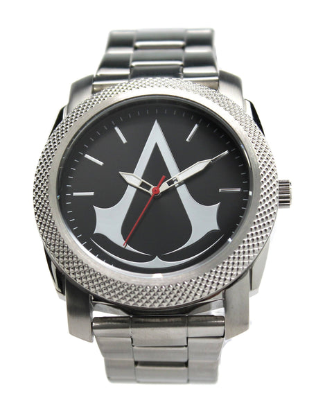 Assassin's Creed Stainless Steel Men's Watch (ASC8001) - SuperheroWatches.com