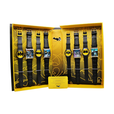 The Ultimate Batman 75th Year Limited Edition Watch Set (BAT3104) - SuperheroWatches.com