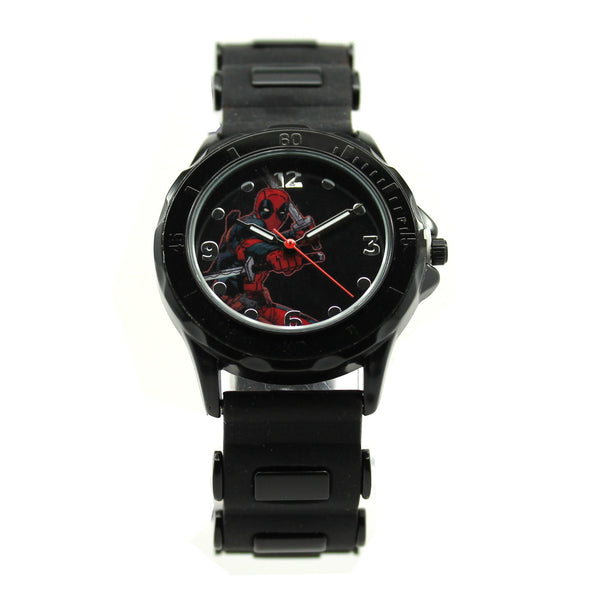 "Deadpool ""Sup Ladies"" Women's Watch (DEP1929) - SuperheroWatches.com"