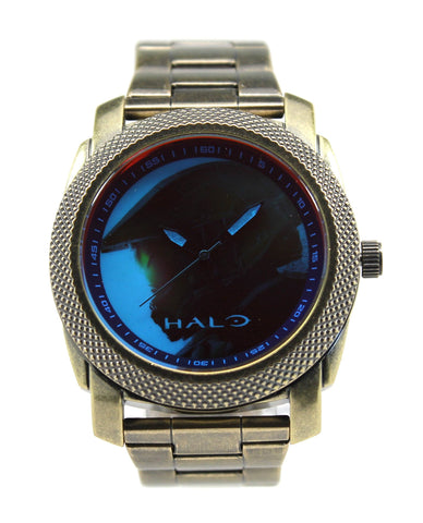 Halo Stainless Steel Mens Watch (HAL8000) - SuperheroWatches.com