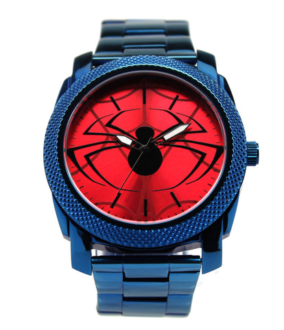 Spider-man Homecoming Stainless Steel Mens Watch (SPD8001) - SuperheroWatches.com