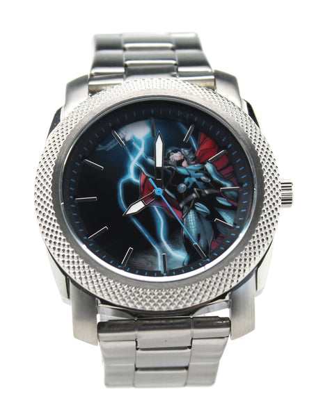 The Mighty Thor Ragnarok Stainless Steel Mens Watch (THR8001) - SuperheroWatches.com