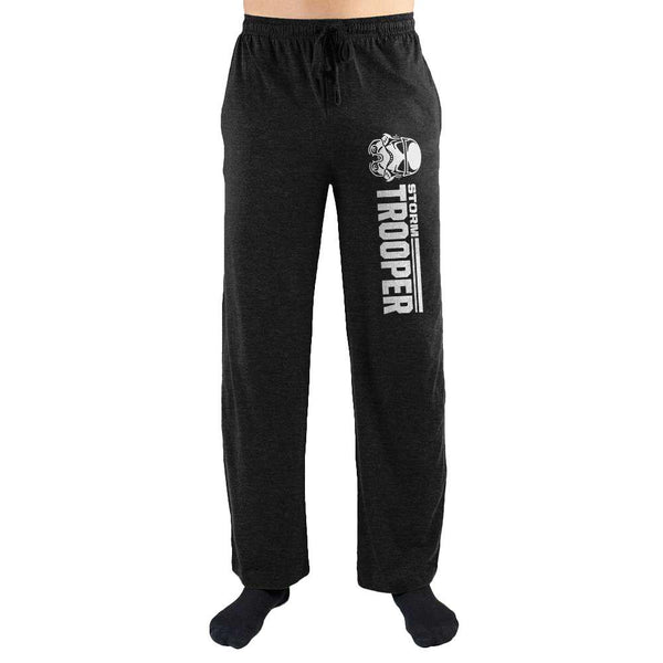 Star Wars Storm Trooper Men's Loungewear Pajama Lounge Pants - SuperheroWatches.com