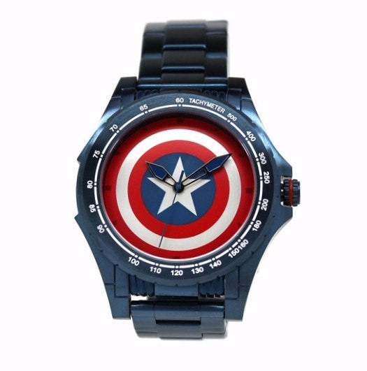 Captain America The Winter Soldier Exclusive Limited Edition Watch (CTA2107) - SuperheroWatches.com
