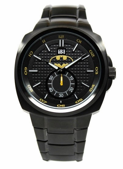 Classic Batman 75th Year Limited Edition Mens Watch (Bat 8056) - SuperheroWatches.com