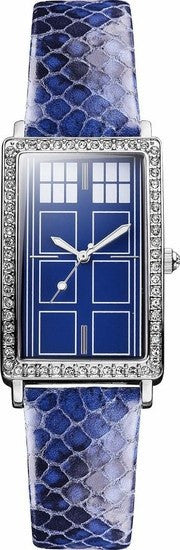 Doctor Who Women's Wrist Watch - Tardis (DR294) - SuperheroWatches.com