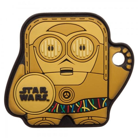 Star Wars C3PO Foundmi 2.0 - SuperheroWatches.com