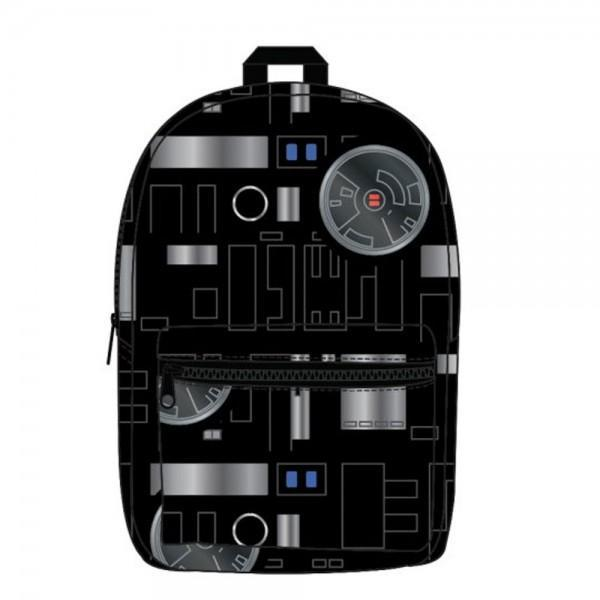 Star Wars First Order BB Unit All Over Print Backpack - SuperheroWatches.com