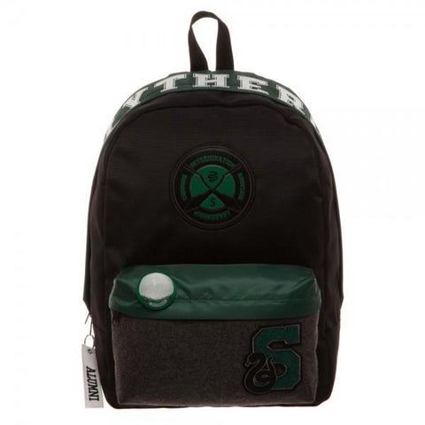 Harry Potter Slytherin Backpack - SuperheroWatches.com