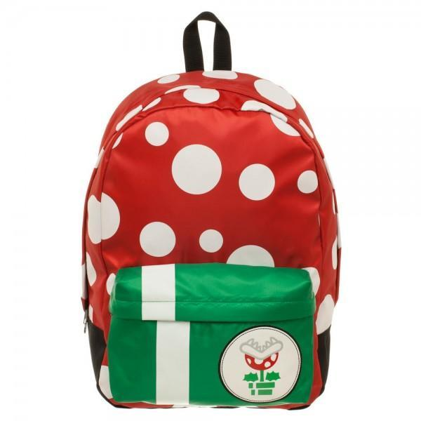 Nintendo Super Mario Mushroom Backpack - SuperheroWatches.com