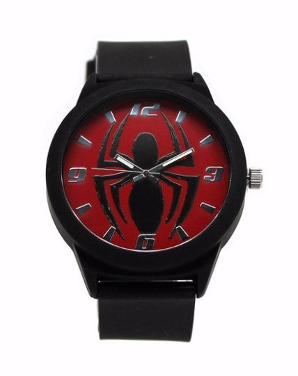 Spider-Man Emblem Strap Watch (SPD1445) - SuperheroWatches.com