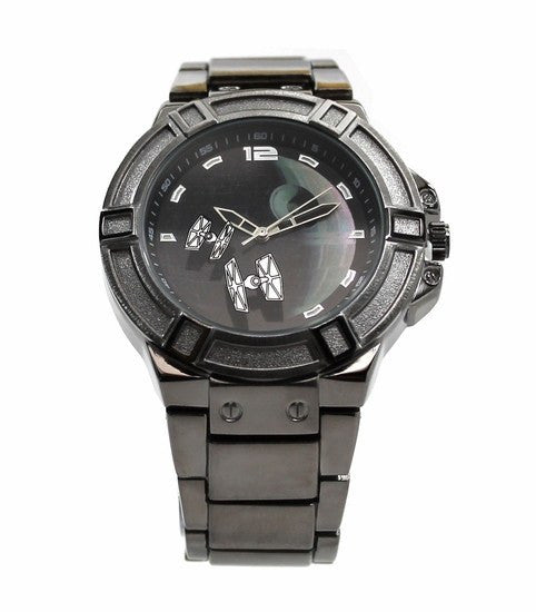 Star Wars Death Star Dial Watch (STW2310) - SuperheroWatches.com