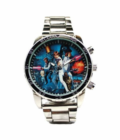 Star Wars Legends The Force Awakens Mens Watch (STW2314)