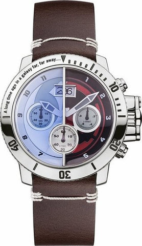 Star Wars Light Side / Dark Side Limited Edition Collectors Watch (STAR314) - SuperheroWatches.com