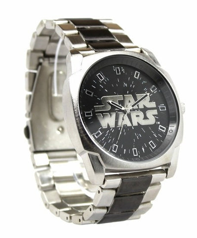 Star Wars Logo Metal Bracelet Watch (STW2307)