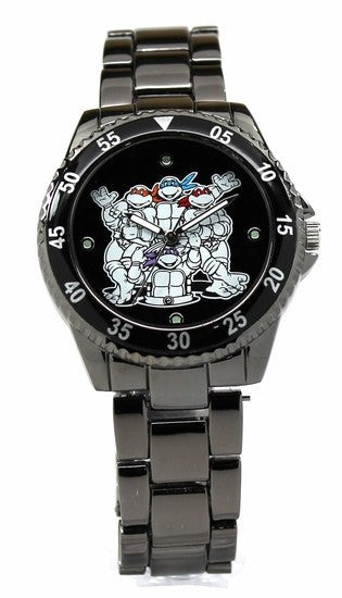 Teenage Mutant Ninja Turtles Alloy TMNT Watch (TMN8001) - SuperheroWatches.com