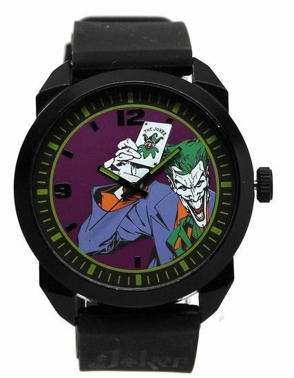 The Joker Watch (JKR9021) - SuperheroWatches.com
