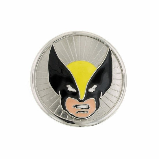 Wolverine Head Image Belt Buckle - SuperheroWatches.com