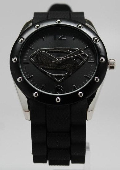 Superman Man of Steel Watch (MOS9020) - SuperheroWatches.com