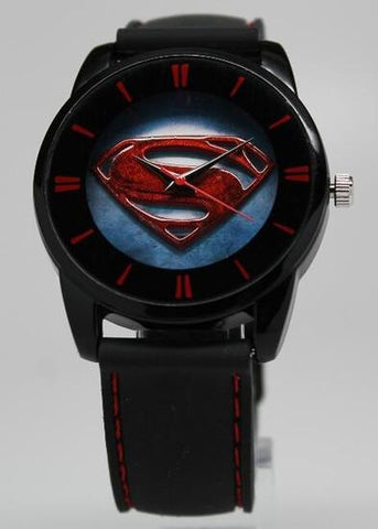 Superman Man of Steel Watch (MOS9000) - SuperheroWatches.com