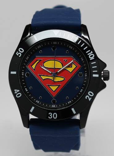 Superman Watch (Blue - SUP9034) - SuperheroWatches.com