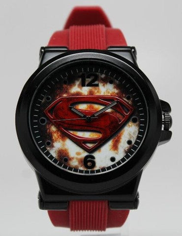 Superman Man of Steel Watch (MOS9018)