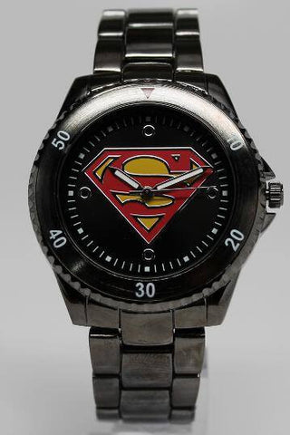 Superman Watch (SUP8011) - SuperheroWatches.com