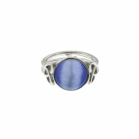 Thor Ladies Ring Size 8 Blue Jewel - SuperheroWatches.com