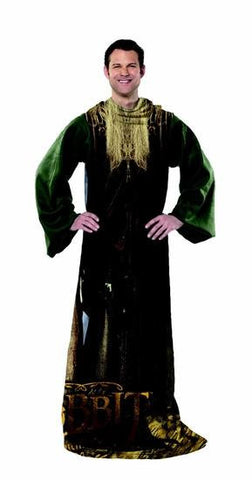 The Hobbit - Being Gandalf Costume Comfy Throw - SuperheroWatches.com