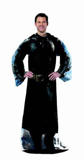 Batman The Dark Knight Rises Costume Comfy Throw - SuperheroWatches.com