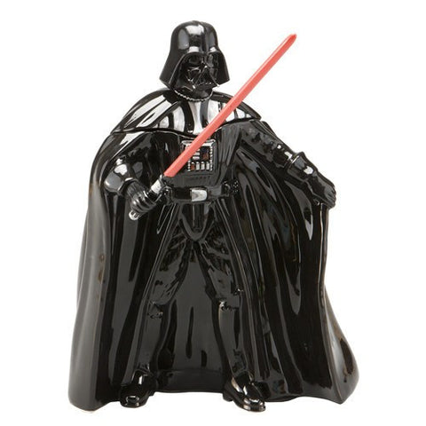 Darth Vader Star Wars Ceramic Cookie Jar - SuperheroWatches.com