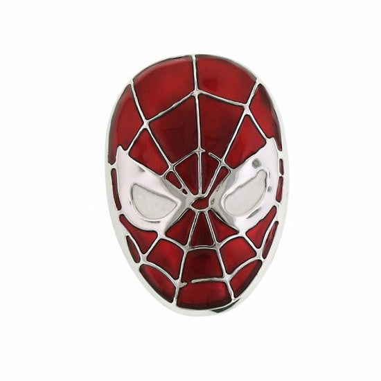 Spiderman Head Belt Buckle - SuperheroWatches.com