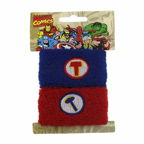 Thor Double Terry Cuff Bands - SuperheroWatches.com