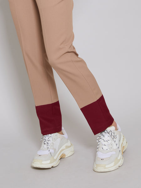 'Silent' Brown Trousers