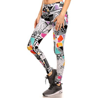 90'S THRIFT DREAM LEGGING-POPRAGEOUS-Kitson LA