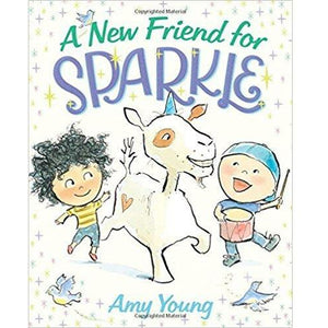 A NEW FRIEND FOR SPARKLE-PENGUIN RANDOM HOUSE-Kitson LA
