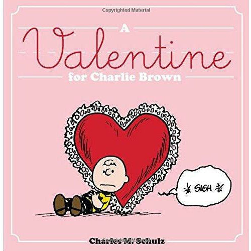 A VALENTINE FOR CHARLIE BROWN-HACHETTE BOOK GROUP-Kitson LA
