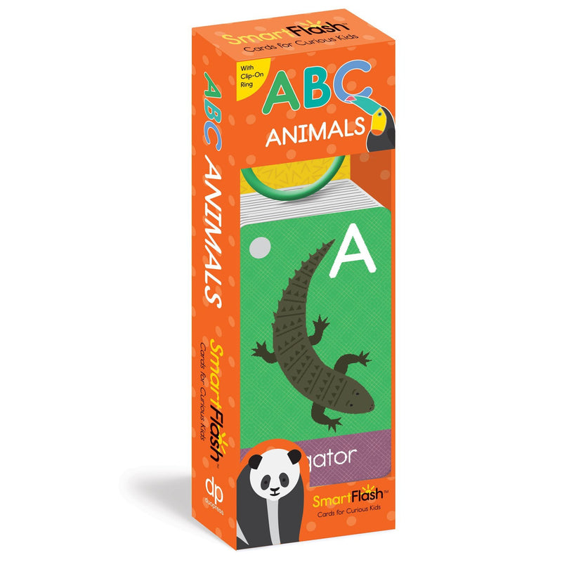 ABC ANIMAL-WORKMAN PUBLISHING-Kitson LA