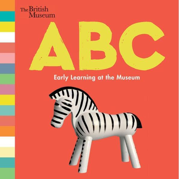 ABC: EARLY LEARNING AT THE MUSEUM-PENGUIN RANDOM HOUSE-Kitson LA