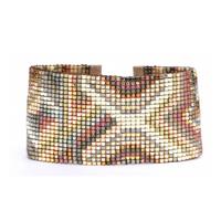 ALTA BEADED CUFF-JULIE ROFMAN JEWELRY-Kitson LA