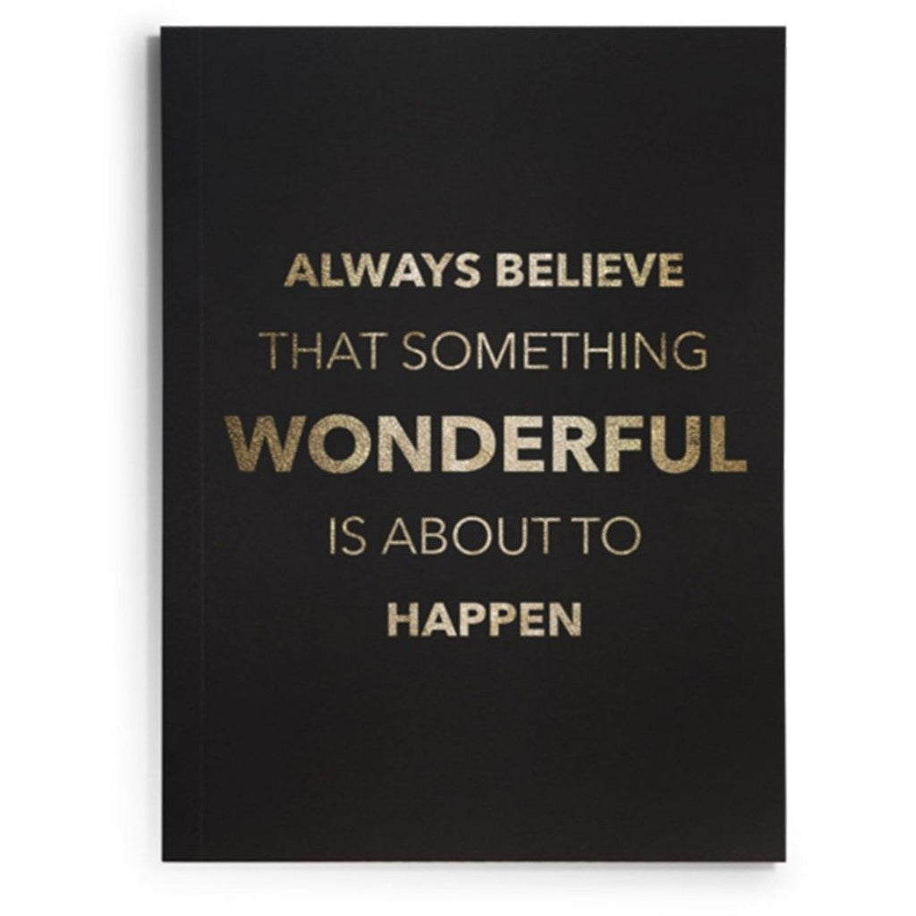 ALWAYS BELIEVE JOURNAL-LATC-Kitson LA