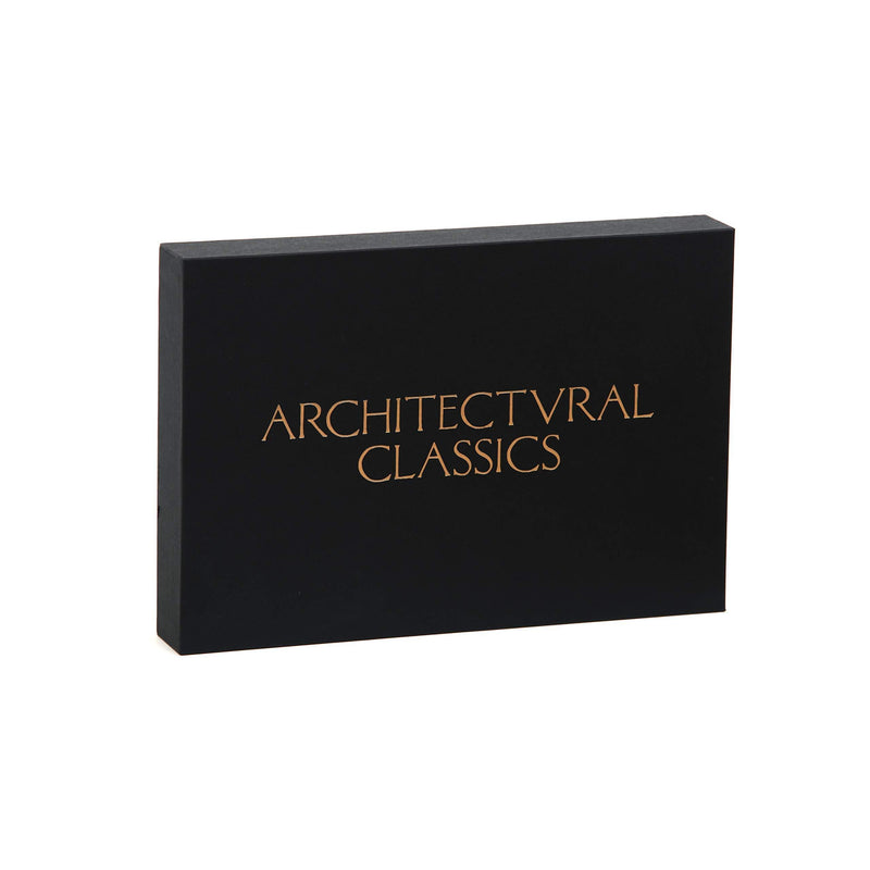 ARCHITECTURAL CLASSICS NOTECARDS-HACHETTE BOOK GROUP-Kitson LA