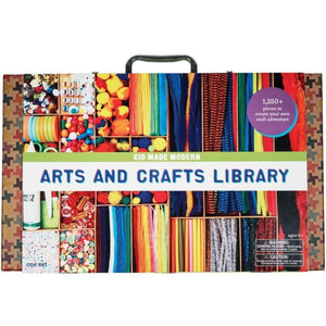 ARTS AND CRAFTS LIBRARY-KID MADE MODERN-Kitson LA