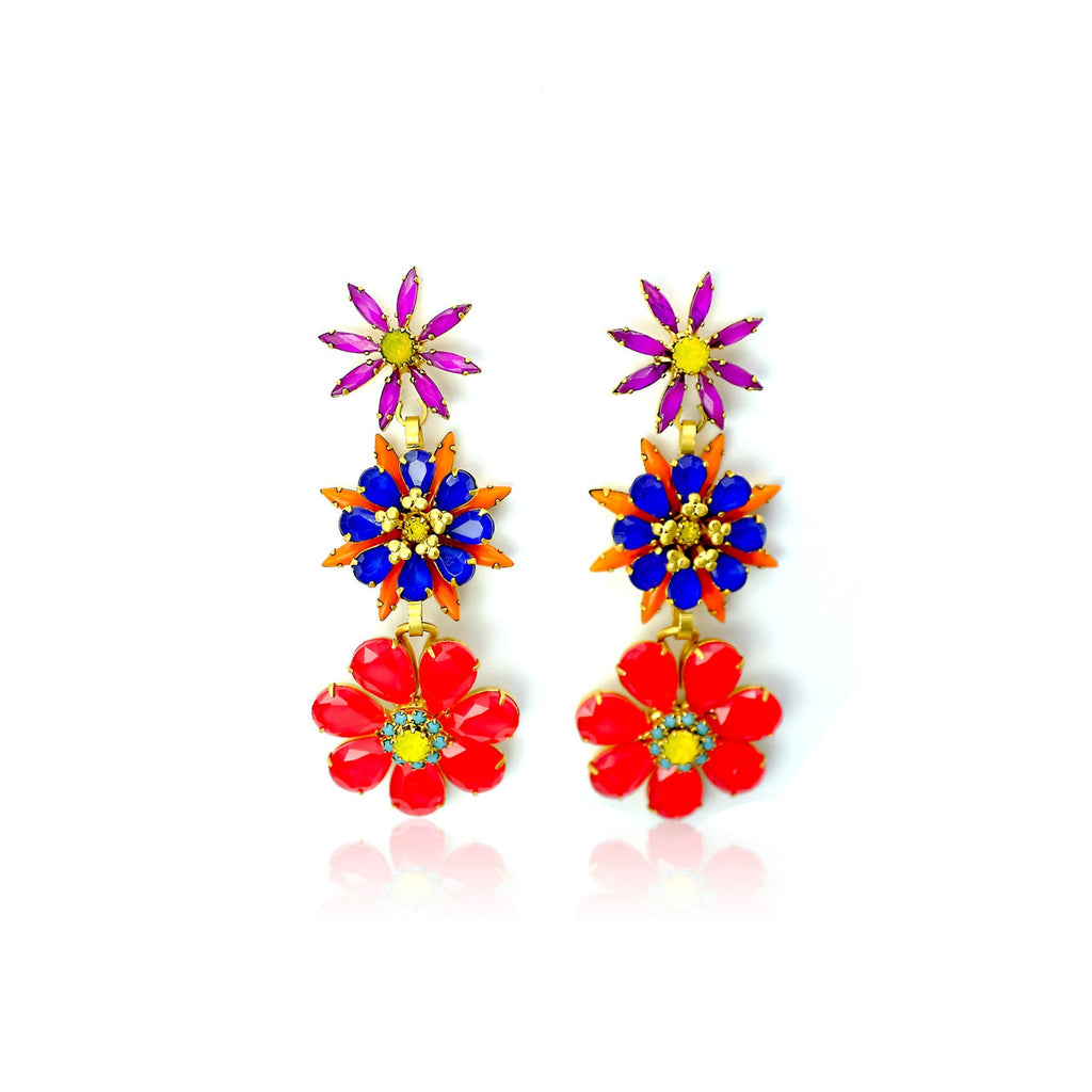 ASTRID EARRINGS-ELIZABETH COLE-Kitson LA