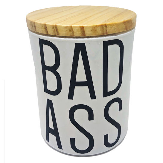 BAD ASS CANDLE-BAD BITCH CANDLES-Kitson LA